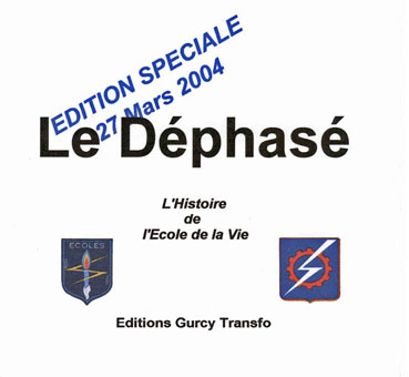 "Amicale Energies - DVD ""Le Déphasé - Edition Spéciale"" (Gurcy - 27 mars 2004 - diaporama)"